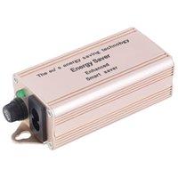 strom sparen box eu stecker großhandel-OZ-Z01 Smart Electricity Enhanced Saving Box 30% -40% Energiespartechnologie + US / EU / UK-Stecker