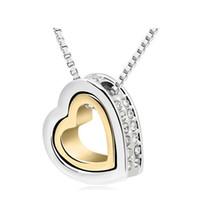 26a5b373f113 collar de miel al por mayor-Collar de cristal - Eternal Love 2016 ambiente  de