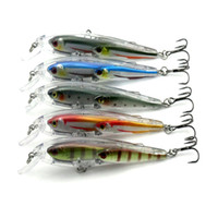 Wholesale Group Fit - 10.5cm 11g Pcs Outdoor Fshing Lures Minow Group of Fish Bait Fish More Fit Lures Bait Fish Population