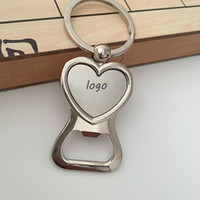 Wholesale Personalized Bottle Openers Wedding Favors - 100Pcs Personalized Wedding Gifts For Guests,Heart Wine Bottle Opener Keychain Favors,Customized Wedding Souvenir,Engrave Name & Date