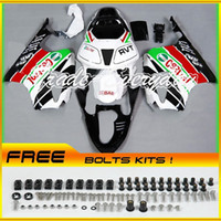 ABS Mold Fairing Fit VTR1000 RC51 SP1 SP2 2000-2006 VTR 1000 00-06 Castrol Rot Schwarz 10N23