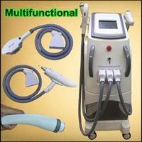 Wholesale Ipl Hair Removal Radio - ipl laser hair removal machine shr elight hair removal devices nd yag long pulse laser tattoo removal nd yag radio frequency treatments