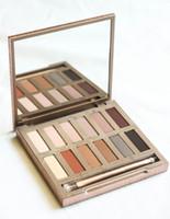 Wholesale Eye Shadow 12 - in stock ! HOT Makeup ULTIMATE BASICS Lidschatten matte Farben Matte Eye Shadow 12 Color Palette DHL free shipping+GIFT