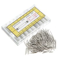 Wholesale Spring Steel Strap - Wholesale-New 270pcs 8-25mm Stainless Steel WatchBand Strap Link Spring Bar Pin Repair Parts Watchmaker Tool Kit Set Durable Hot