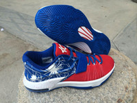 Wholesale Kd Cheap Price - New Kd 7 VII Carnival Cheap Mens Basketball Shoes July 4th 6 kds Sneakers kd7 Calm Before the Storm Top Quality Factory Price Size 7~12