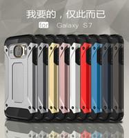 casos de nuevo as al por mayor-SGP Slim Armor funda para teléfono Hybrid Case Heavy Duty Defender Protector a prueba de golpes para Galaxy J1 ACE J1 J2 J5 J5