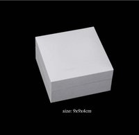 Wholesale Packaging Boxes For Sale - Hot sale white color Paper Box Packaging For Pandora Style Jewelry Charms Beads Bracelets Bangles Packaging Display Gift Packages in stock