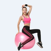 Wholesale Tight Leg Pants Ladies - Lady High Waist Yoga Pants Breathable Workout Long Legging Running Bodybuilding Sports Trousers Tight Elastic Capris Quick-Drying LNSYL