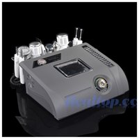 7in1 Diamant Dermabrasion Hautpflege Maschine Hot Cold Hammer Photon Ultraschall Bio Skin Scrubber Machine