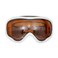 Wholesale Yellow Fog Tint - FASHION Goggles cycling Tinted UV goggle Anti-Fog Snow Ski Snowboard goggle snow goggles yellow lens