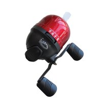 Wholesale Coil Reel - 10S Shot Coil Out Fishing Reels Closed Cycle SPINCAST Lure Reel Inner Spool Bowfish Wrist Wheel