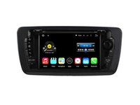Wholesale Din Seat - 7'' Quad Core Android 5.1.1 Car DVD Stereo For Seat Ibize 2009 2010 2011 2012 2013 With Radio GPS Multimedia