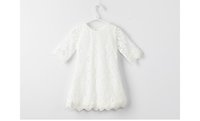 Wholesale Bigger Girls Clothing - [Eleven Story] Girls summer lace dress for baby children wear kids bigger size clothes wholesale clothing 4AAB512DS-01