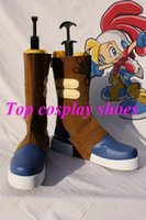 Al por mayor-Freeshipping Billy Hatcher y el huevo gigante Billy Hatcher cosplay Botas Nueva Ver 0507
