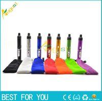 Wholesale Ego Torch - hot ego cigarette click N vape sneak vape portable Vaporizer Vaporizer with built-in Wind Proof Torch Lighter