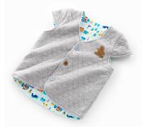 Wholesale Cardigan Childrens - 2016 new winter coat vest for children. Childrens Wear. Children cardigan. Baby vest. Children coat.Waistcoat.Outwear