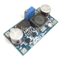 Wholesale Dc Adjustable - DIY Kit DC 4.75-35V to 1.25-26V 3A 20W Step Down Voltage Regulator LM2596 Adjustable Power Adapter #090497