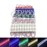 Wholesale Mini Led Modules - DC12V 5630 2 LED Modules IP65 Waterproof Led Backlight for Advertising Brighter than 2835 5050 3528 Mini led module