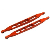 Wholesale Axial Chassis - RC AXIAL AX31008 Orange Alum Rear Lower Chassis Linkage Link 2P 1:10 Yeti 90026