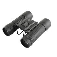 Wholesale binoculars professional - Professional 12X30 Powerful Binoculars Zoom Mini Handheld Telescope Long Range 96 1000m Binocular Wide Vision Hunting