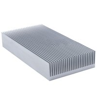Wholesale Extruded Aluminum Heatsink - Wholesale- High Power 160x80x26.9mm Aluminum Extruded Heat Sink Radiator Heatsink for IC LED Electronic Chipset heat dissipation
