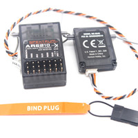 Wholesale Internal C - Spektrum AR6210 2.4GHz 6 Channels DSM-X Internal and remote receiver R C Helicopters   Areoplanes