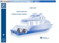 other spare parts software - ZF Marine Gearbox spare parts