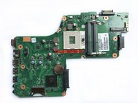 Wholesale laptop motherboards satellite - for Toshiba Satellite C50 C55 C55T Series V000325050 HM76 DDR3 Laptop Motherboard Mainboard Working perfect