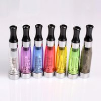 Wholesale Ego Ce4 Factory - Ce4 atomizer factory price Colorful and Clear CE4 Atomizer for ego EGO-T series 510 E-cigarette ce4 e cigarette atomizer