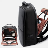 cinturones escolares al por mayor-Multifunción S L Tamaño Carga USB Anti hurto Dual Belt Shoulder Impermeable Business Laptop School Mochila Bolsa de viaje al aire libre