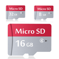 Wholesale Microsd 32gb Tf - OEM 100% Real Capacity Quality Memory Card 128GB 64GB 32GB 16GB 8GB 4GB 2GB 1GB 128MB Micro SD Card SDXC MicroSD TF Card