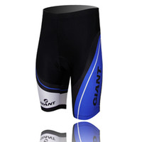 Wholesale Giant Blue White Mountain Bike - 2017 Giant Team 3D Gel Padded Cycling Shorts Mens Breathable Bicycle Bicicleta Cycling Underwear Mountain Bike Ciclismo Shorts
