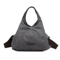 Wholesale Large Cross Body Hobo Bags - Wholesale-2016 New Retro Canvas Handbag Women Shoulder Cross body Bag Fashion Casual bags Designer High Quality Handbag Large Capacity Bag