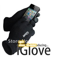 Wholesale Tactil Phone - FG1605 Guantes Tactil IGlove Screen touch gloves man women gloves without retail box Unisex Winter luvas for Iphone phone touch gloves