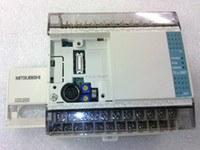 Wholesale Plc Systems - New Mitsubishi FX1s-30MT CNC motion controller PLC can use for stepper system control or servo system control easy and cheaper