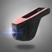 Wholesale Dvr Sensor Hidden - 170degree G-sensor MINI HD 1080P Hidden Wifi Car DVR Vehicle Camera Video Recorder Dash Cam Night Vision