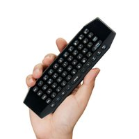 Wholesale Keyboard Remote Controller For Pc - T5 2.4G Wireless Air Mouse Keyboard Remote Controller With IR Learning Function For PC Smart TV S905X S912 X96 MXQ ,M8S,T95Z Android TV BOX
