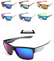 Wholesale Two Color Frame Glasses - FREE DELIVERY HOT SELL SUNGLASS MEN'S WOME'S TWO FACE SUNGLASSES OUTDOOR SPORT GOOGEL GLASSES FAST SHIP .