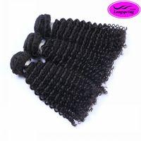 kinky kıvırcık insan saçı satışı toptan satış-Tasfiye satışı!!! İşlenmemiş Hint Saç Satış 4 adetgrup Hint İnsan Hiar Kinky Kıvırcık Saç Örgüleri Ucuz 12-30