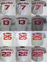 Wholesale Youth Baseball Jerseys - Mens Womens Youth Toddlers St. Louis 7 Matt Holliday 13 Matt Carpenter 25 Mark Mcgwire 22 Jason Heyward Cool Flex Base Baseball Jerseys