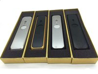 Wholesale Tobacco Pipes Gift Box - DHL Genius Pipes smoking pipes for tobacco dry herb 4 colors magnetic Metal pipe vs glass pipes