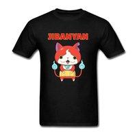 ingrosso orologio kai-Yo Kai Watch Jibanyan Maglietta per uomo S