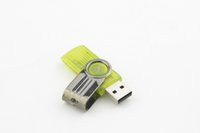 Wholesale Wholesale Plastic Chips - 2016 Plastic ABS Swivel USB Stick 16GB 8GB 4GB Real Capacity For PC With High Speed USB Chips Free Shipping From China