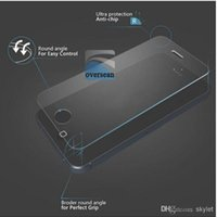 Wholesale Iphone5 For Cheap - Cheap Tempered Glass Screen Protector Film for Iphone 6S iphone 6 Galaxy S6 Iphone6S plug iPhone5 galaxy S5 High quality