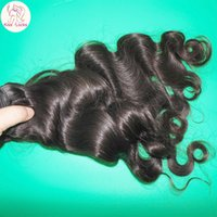 "Wholesale Virgin Hair Wholesalers Usa - wholesale styler Mermaid 8A Virgin RAW Peruvian Body Wave Hair Weaves 3pcs lot 10""-28"" Free DHL Shipping USA"