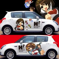 Anime Decals Price Comparison Buy Cheapest Anime Decals On - Anime car body sticker