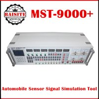 Wholesale Usb Signal Analyzer - Free Shipping via dhl!!MST-9000+ mst9000+Automobile Sensor Signal Simulation Tool mst 9000 Fit Multi-brands Cars Made In Asia Europe USA