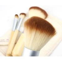 componer establece precio al por mayor-Moda 4 unids / set BAMBOO Pinceles de Maquillaje Portátil Maquillaje Cepillo Cosméticos Set Kit Herramientas cepillo precio de Fábrica