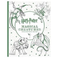Unisex Harry Potter Coloring Book