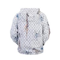 Wholesale Elephant Long Sleeve - Hot designer Brand jacket windbreaker men Luxury fashion giraffe rhinoceros elephant print Thin mens jackets Palace streetwear coats for men
